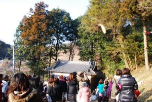 白龍神社祭礼