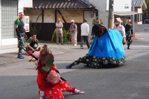野上八幡宮例祭